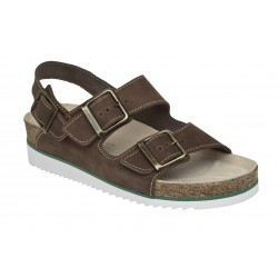 Bennon BROWN BEAR Heel SANDAL